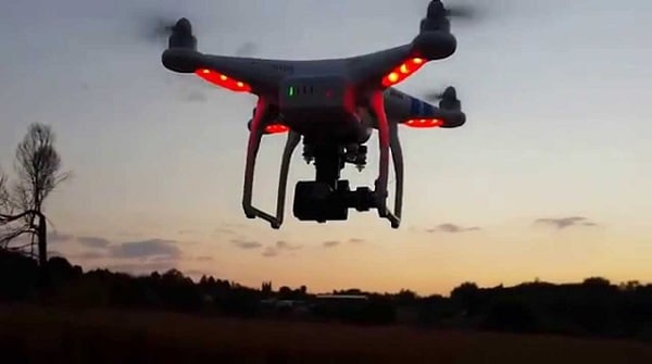 DJI Phantom 2 with Zenmuse