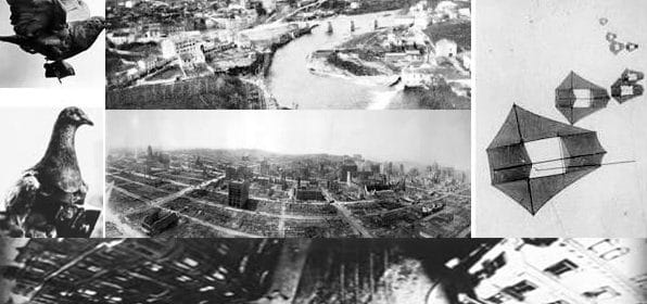 The History Of Aerial Photography From 1800's To Today