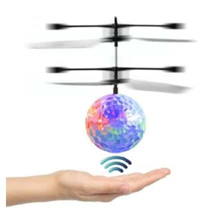 drone accessories flying ball with blades