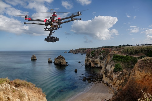Great Vacation Spots And Bring Your Camera For Drone Photography!